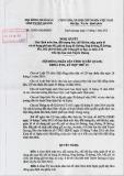 Quyết định số: 33/2015/QĐ-HĐND