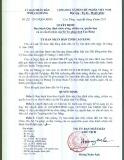 Quyết định số: 23/2015/QĐ-UBND tỉnh Cao Bằng