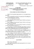 Quyết định số: 07/2015/QĐ-UBND  Tỉnh Tuyên Quang