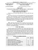 Nghị quyết số: 84/2013/NQ-HĐND tỉnh Vĩnh Long