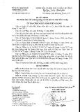 Quyết định số: 32/2015/QĐ-UBND tỉnh Tiền Giang