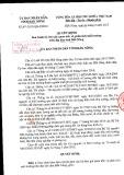 Quyết định số: 17/2015/QĐ-UBND tỉnh Đắk Nông