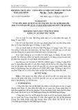 Nghị quyết số: 13/2015/NQ-HĐND