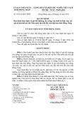 Quyết định số: 36/2014/QĐ-UBND tỉnh Đồng Tháp