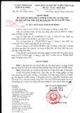 Quyết định số: 16/2015/QĐ-UBND tỉnh Đằk Nông