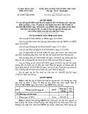 Quyết định số: 38/2015/QĐ-UBND tỉnh Kon Tum