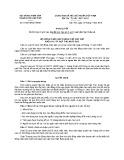 Nghị quyết số: 01/2015/NQ-HĐND thành phố Cần Thơ