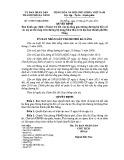 Quyết định số: 18/2015/QĐ-UBND thành phố Đà Nẵng