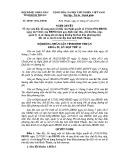 Nghị quyết số: 80/2015/NQ-HĐND