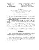Quyết định số: 19/2015/QĐ-UBND
