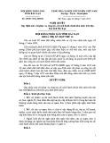 Quyết định số: 20/2015/NQ-HĐND tỉnh Bắc Cạn