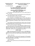 Nghị quyết số: 124/2015/NQ-HĐND