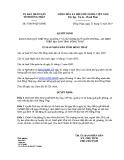 Quyết định số: 37/2014/QĐ-UBND