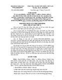 Quyết định số: 36/2014/NQ-HĐND