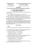 Quyết định số: 18/2015/NQ-HĐND