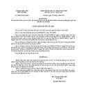 Quyết định số: 20/2015/QĐ-UBND tỉnh Hà Nam