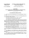 Quyết định số: 32/2015/QĐ-UBND