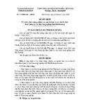 Quyết định số: 57/2008/QĐ-UBND tỉnh Hải Dương