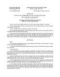 Nghị quyết số: 03/2015/NQ-HĐND thành phố Cần Thơ