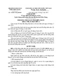 Nghị quyết số: 128/2015/NQ-HĐND