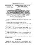 Nghị quyết số: 02/2015/NQ-HĐND