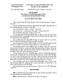 Quyết định số: 37/2015/QĐ-UBND tỉnh Bình Dương