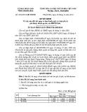 Quyết định số: 4554/2010/QĐ-UBND tỉnh Thanh Hóa
