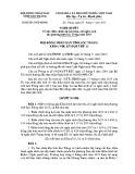 Nghị quyết số:02/2015/NQ-HĐND tỉnh Sóc Trăng