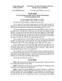 Quyết định số: 45/2014/QĐ-UBND