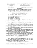 Quyết định số: 313/QĐ-UBND tỉnh Quảng Ngãi