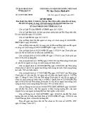 Quyết định số: 36/2015/QĐ-UBND tỉnh Lào Cai