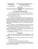 Quyết định số: 37/2014/QĐ-UBND tỉnh Hòa Bình