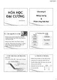 Bài giảng Hóa học đại cương: Phần 2 - La Minh Thành