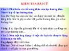 Bài giảng Vật lý 10: Bài toán về chuyển động ném ngang - Dương Quốc Việt