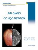 Bài giảng Cơ học Newton - Benjamin Crowell