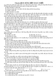 Chuyên đề 03: Dòng điện xoay chiều