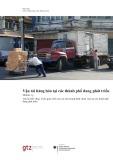 Vận tải hàng hóa tại các thành phố đang phát triển (Module 1g)