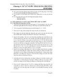 Bài giảng Kỹ thuật xử lý nước thải: Chương 4 - Lâm Vĩnh Sơn