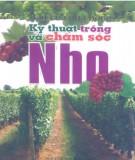Ebook Bạn của nhà nông - Kỹ thuật trồng và chăm sóc nho: Phần 1
