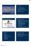 Tập bài giảng Thiết kế hình học và khảo sát thiết kế đường ô tô - Chương 2: Đặc điểm của người lái, người đi bộ, và sự chuyển động của xe trên đường