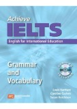 Ebook Achieve IELTS (Grammar and Vocabulary)