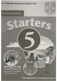 Ebook Starters 5 (Answer Booklet)