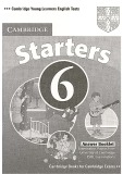 Ebook Starters 6 (Answer Booklet)