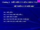 Bài giảng Xử lý tín hiệu số: Chương 2 - TS. Vũ Văn Sơn