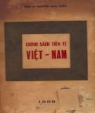 Ebook Chính sách tiền tệ Việt Nam: Phần 1