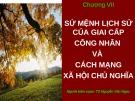 Bài giảng Những nguyên lý cơ bản của chủ nghĩa Mác-Lênin: Chương 7 - TS. Nguyễn Văn Ngọc