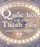 Ebook Quốc hội và các Thành viên - Congress and Its members: Phần 1