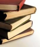 Chuẩn kiến thức kĩ năng môn: Ngữ văn 9