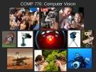 Comp 776: Computer vision