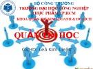 Bài thuyết trình: Giải pháp phát triển kinh tế sau khi Việt Nam gia nhập Hiệp định đối tác kinh tế chiến lược xuyên Thái Bình Dương